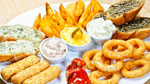 History of Finger Foods