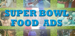 Super Bowl Commericials: Food Ads