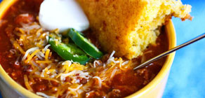 Super Bowl Recipes: Chili Recipes