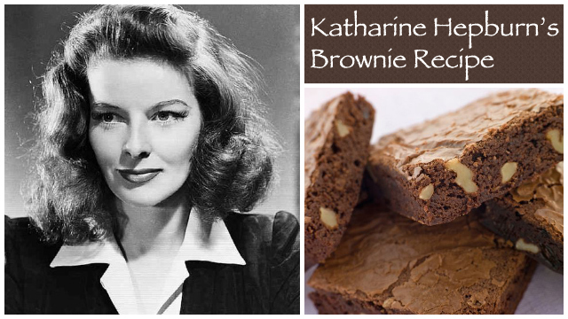 Katharine Hepburn's Brownie Recipe | The History Kitchen | PBS Food