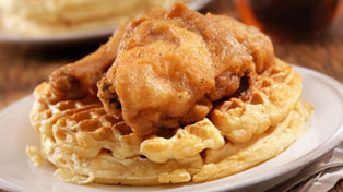 History of Chicken and Waffles