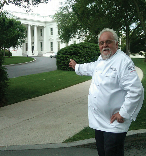 Walter Staib at White House