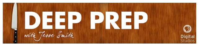 Deep Prep custom banner