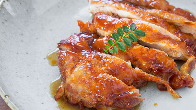 Extra-Crispy Thai Sweet And Spicy Wings Recipes — Dishmaps