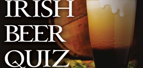 Irish Beer Quiz - St. Patrick's Day