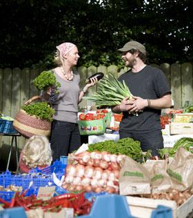 Traditional Irish Food Farmers' Market
