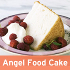 Martha Bakes Angel Food Cake