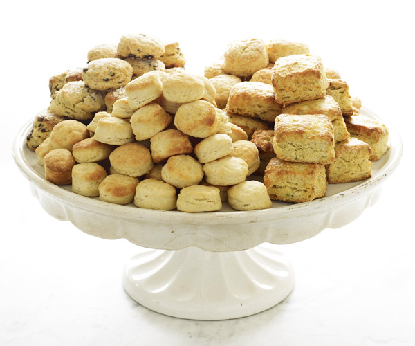 Martha Bakes Biscuits and Scones