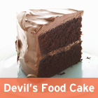 Martha Bakes Devil's Food Cake