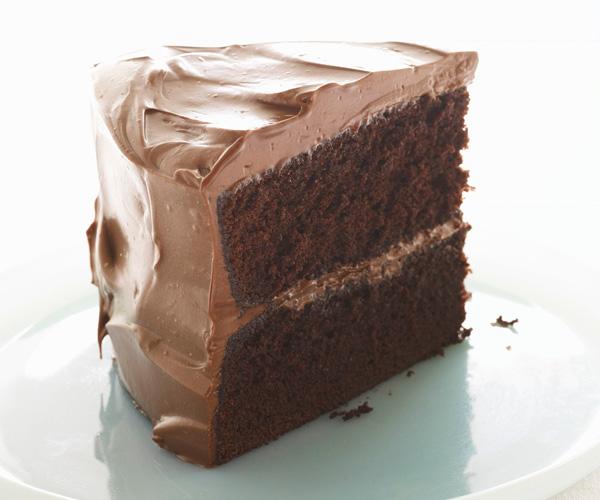 Martha Bakes Devil's Food Cake