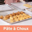 Martha Bakes Pate a Choux