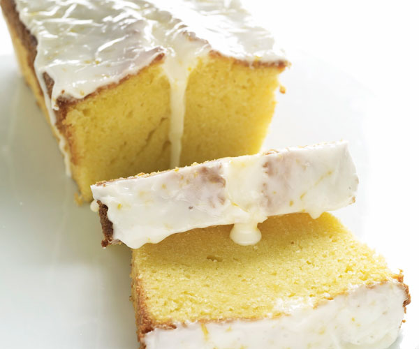 Traditional lemon pound cake recipe