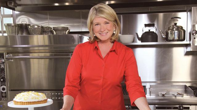 Martha Bakes Yellow Cake Episode Pbs Food