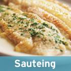 Martha Stewart's Cooking School Sauteing Episode