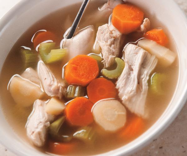 Martha Stewart's Cooking School Soups Episode