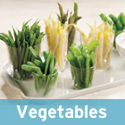 Martha Stewart's Cooking School Vegetables Episode