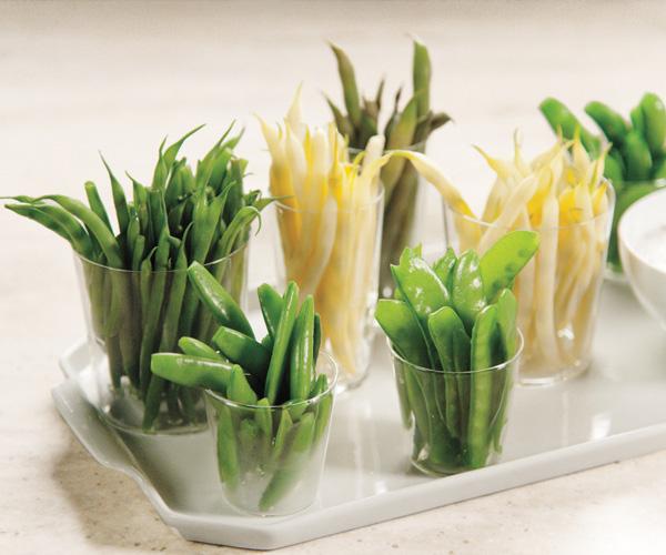 Martha Stewart's Cooking School Vegetables Episode