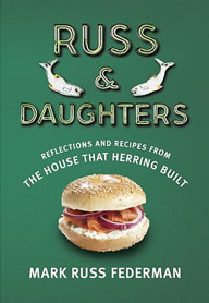 Russ and Daughters Cookbook