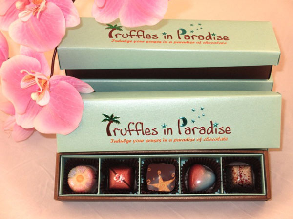 Truffles in Paradise