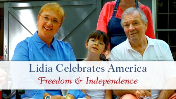 Celebrating Bastille Day with Jacques Pepin