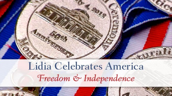 Celebrating July 4 in Monticello