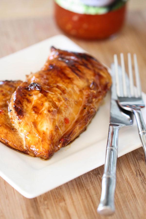 Honey Soy Chicken