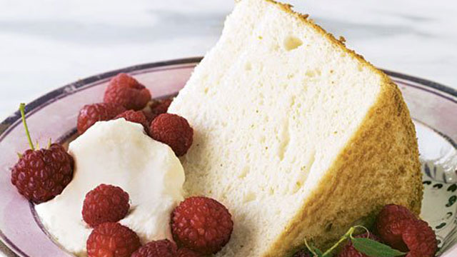 Classic angel food cake recipe dessert recipes pbs food forumfinder Images