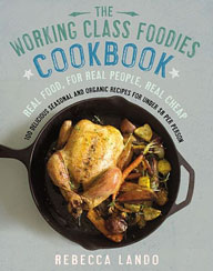Working Class Foodies Cookbook
