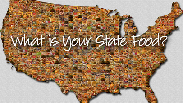 Official State Foods with Recipes