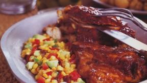 Ancho-Glazed Chicken