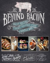 Beyond Bacon Cookbook