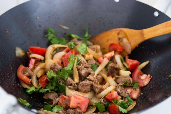 Cumin Lamb Stir-Fry