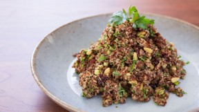 Curried Quinoa Salad