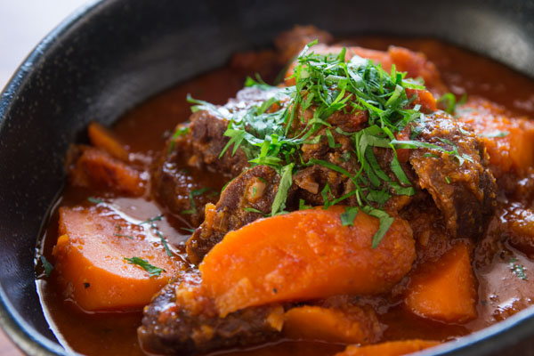Double Carrot Stew