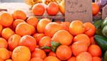 Farmers' Market Seasonal Spring Produce