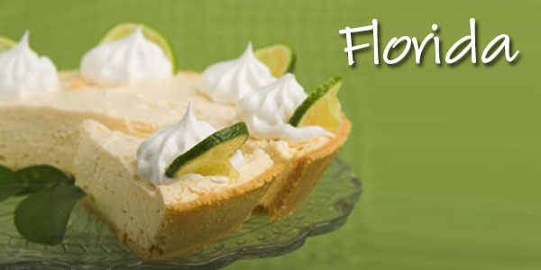 Florida – State Pie: Key Lime Pie
