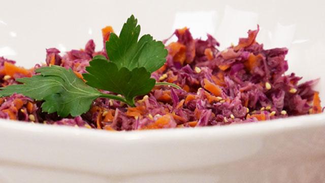 Purple Coleslaw