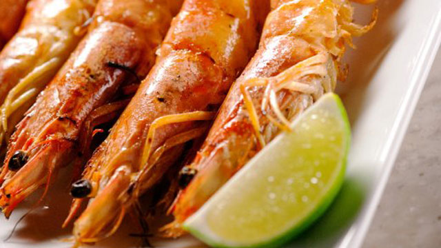 Grilled Shrimp Recipe with Lemongrass Marinade | PBS Food