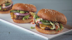 Old Fashioned Cheeseburgers