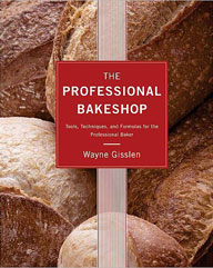 Professional Bakeshop Cokbook