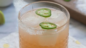 Spicy Paloma recipe