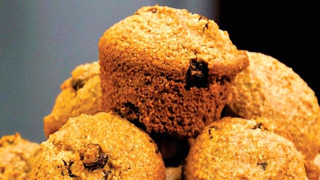 Cinnamon-Maple Mini-Muffins