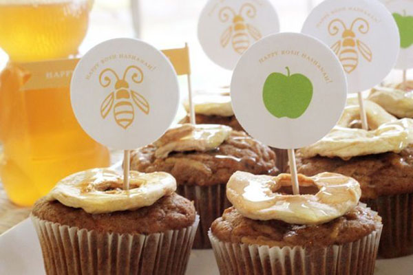 Honey Apple Cupcakes