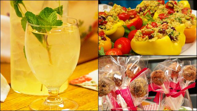Vegan Picnic Recipes Jazzy Vegetarian Pbs Food