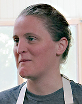 headshot of chef April Bloomfield