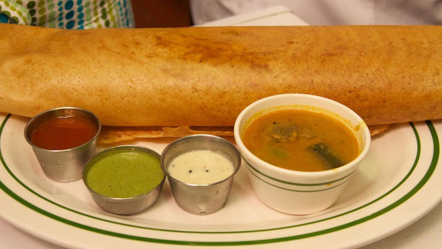 Masala dosa south indian crepes recipe indian recipes pbs food forumfinder