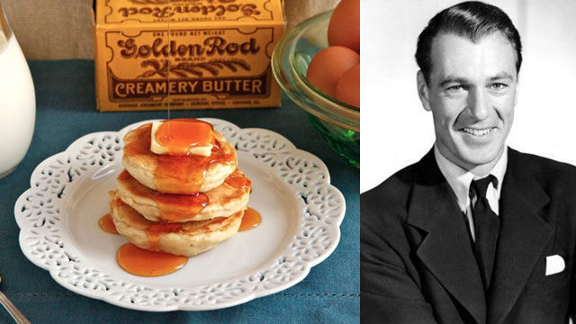 Gary Cooper's Buttermilk Griddle Cakes recipe