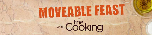 Moveable Feast with Fine Cooking custom banner