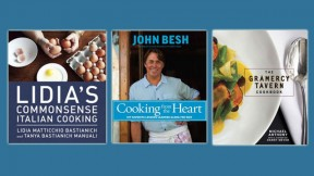 October Cookbooks