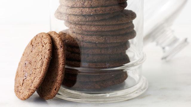 Martha Stewart Ginger Molasses Chocolate Chip Cookies